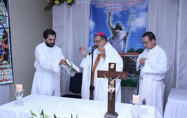 La Iglesia católica emitió un comunicado para apoyar la iniciativa de la diputada Corina Cano.