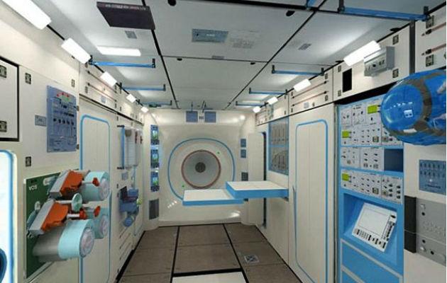 space shuttle interior design - photo #10