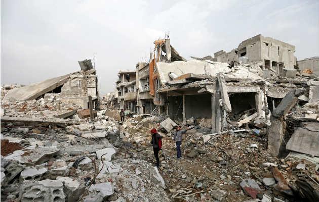 Estado Islámico reconoce derrota en ciudad siria de Kobani