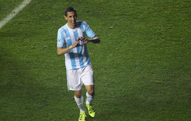 """Di María afirma que Argentina """"hizo historia"""", pero quiere """"hacer leyenda"""""""