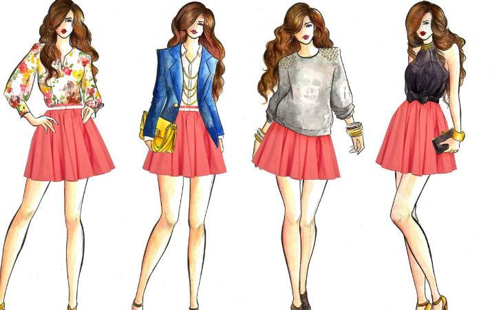 El Portal De Yalilis Clases De Moda Que Hay Moda