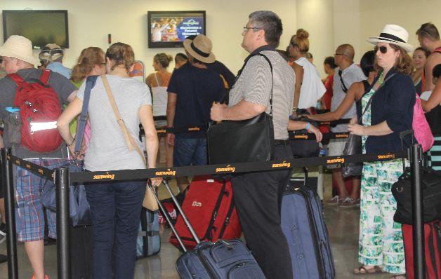 Promoción limita beneficio del aeropuerto de Río Hato
