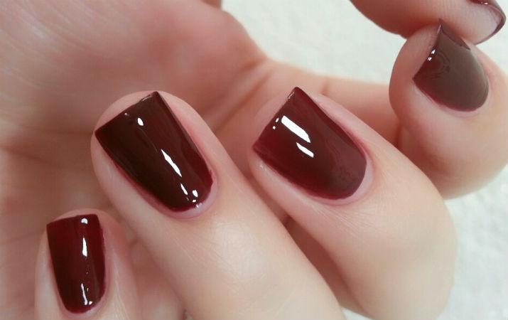 """Tonos vino y """"colorblocking"""": nuevas tendencias para las uñas ..."""