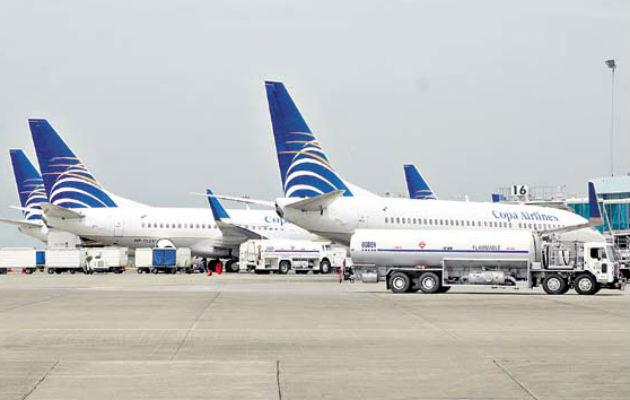 Copa Airlines cuenta con cerca de 9,000 empleados/Archivo.