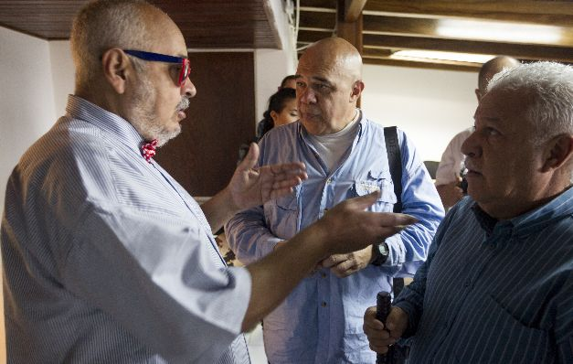 Oposición venezolana confía en las Fuerzas Armadas