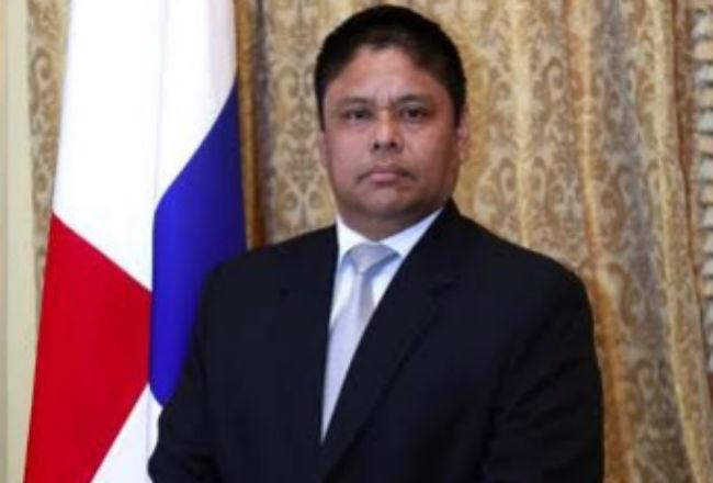 Alexis Bethancourt ministro encargado de seguridad