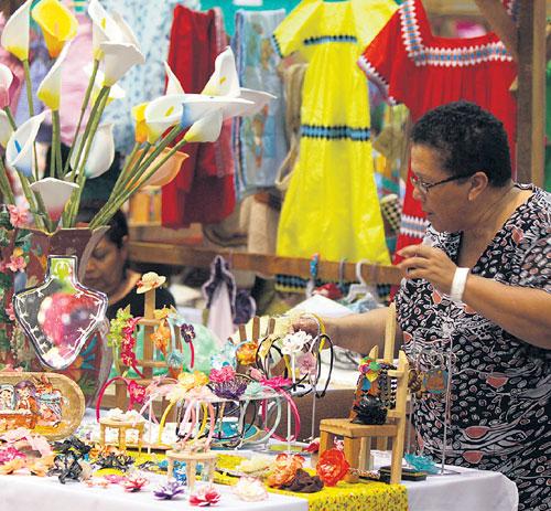 Detallan actividades durante feria de artesan as panam for Feria de artesanias 2016