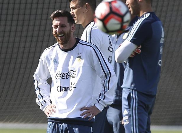 Messi cree que su barba le traer suerte panam am rica - Acabar con la mala suerte ...