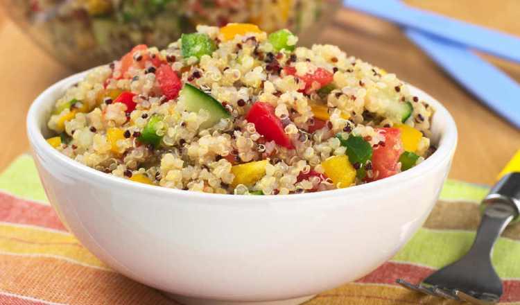 Los niños que consumen quinoa tienen un buen desarrollo. Además, ayuda a la prevención de enfermedades. /Foto Archivo