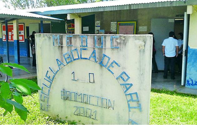 Padres de familia de escuela Boca de Parita esperan respuesta - Panamá América