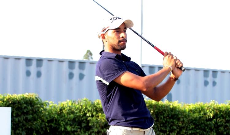 Omar Tejeira es el único golfista con membresía para jugar en el PGA Tour Latinoamérica. /Foto Anayansi Gamez