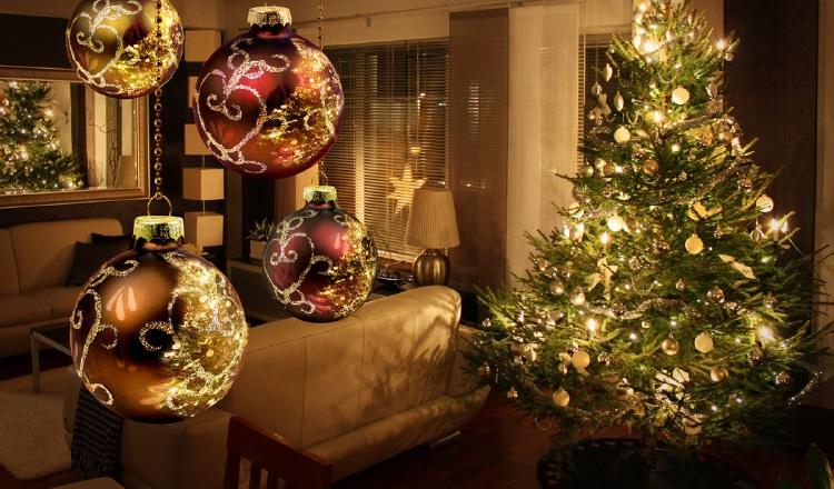 El árbol de Navidad fue utilizado por primera vez por San Bonifacio de Devonshire.  Archivo