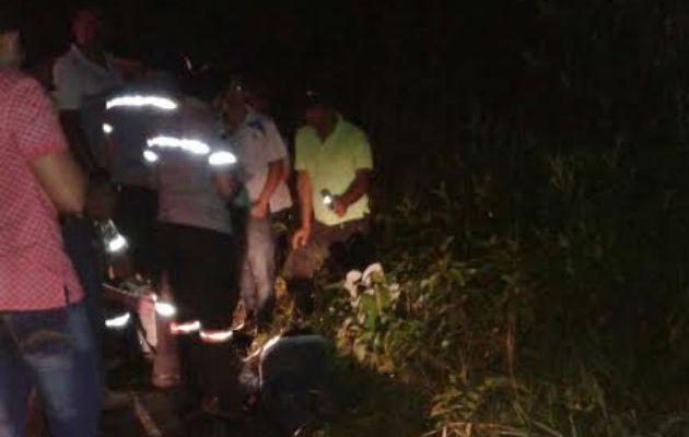 Muere conductor de moto en Sortová, en el distrito de Bugaba - Panamá América