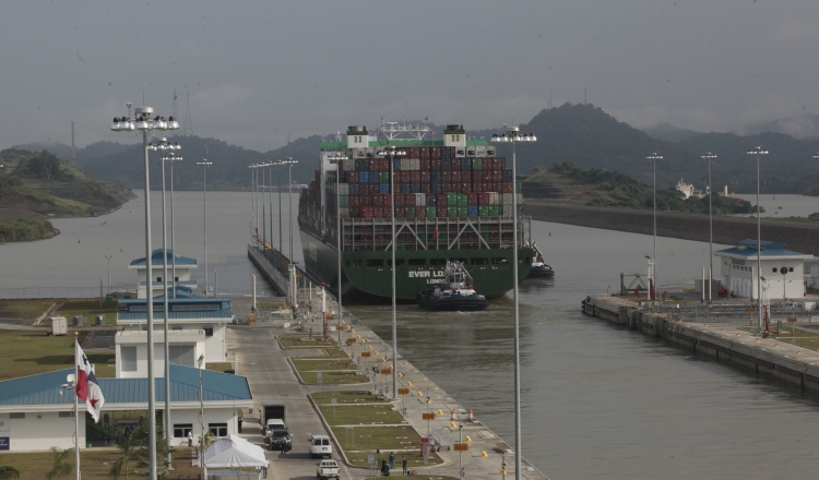 El aporte del Canal de Panamá al Tesoro Nacional para el presupuesto del Estado para la vigencia fiscal 2018 asciende a 1,600 millones de dólares. /Foto Archivo