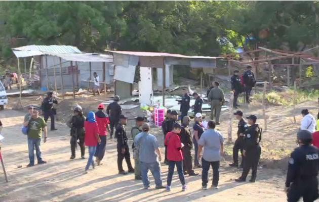 En Chiriquí se conoció la entrega de 341 asignaciones definitivas.