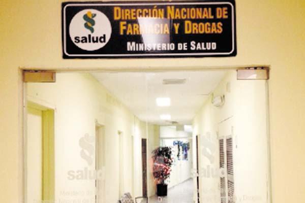 Buscan fortalecer Dirección de Farmacias y Drogas del Minsa