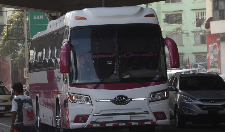 Buses del área Don Bosco /Foto Archivo