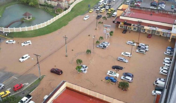 Asociación de moradores solicita estudio de hidrología que determine la problemática. /Foto Archivo