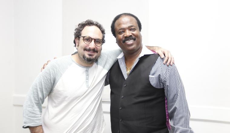 2. Billy Herron y Reynaldo Austin.