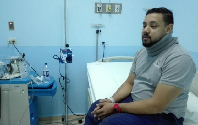 Colapsa equipo de radiología en el Nicolás A. Solano hiriendo a un ...