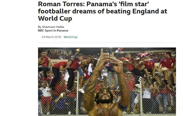 La BBC entrevistó a Torres.