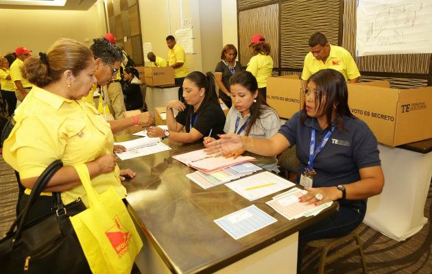 Elecciones internas se realizan este domingo 25 de marzo.