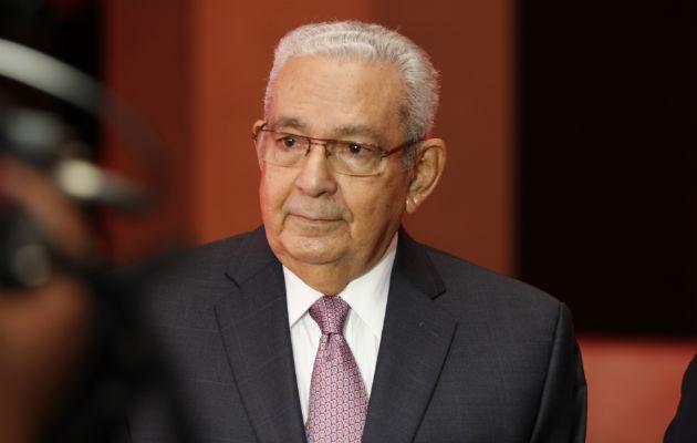 Doctor Alfredo Castillero Calvo, historiador panameño. Foto: Arvhivo.