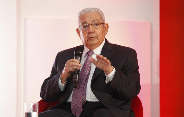 Docente, historiador y conferencista, Dr. Alfredo Castillero Calvo. Foto: Archivo.