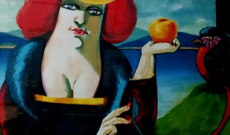 Muestra del talento del maestro de la plástica Manuel Chong Neto (Panamá, 1927-2010). Cortesía.