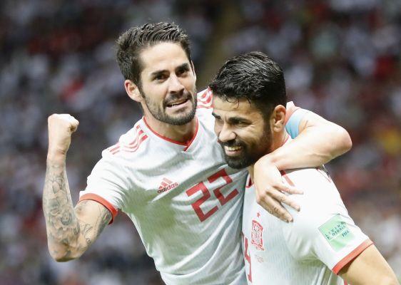 Costa llega a 3 goles en este mundial / EFE