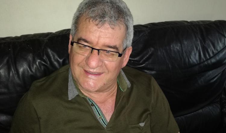 Jorge Iván Mora Zapata ha abanderado por años la defensa de los refugiados colombianos. /Foto Cortesía