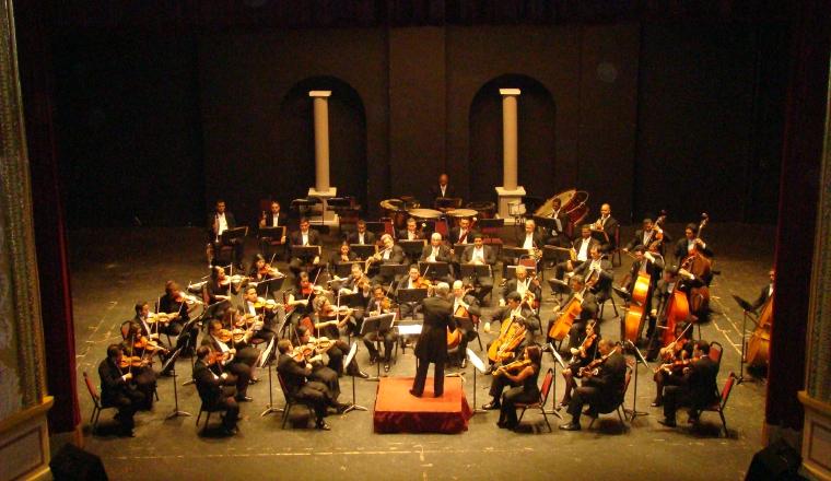 Orquesta Sinfónica Nacional. /Foto Archivo.