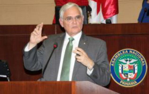 Quijano explicó que se estima que este año el aporte de la vía acuática al Estado sería de 1,736.6 millones de dólares.