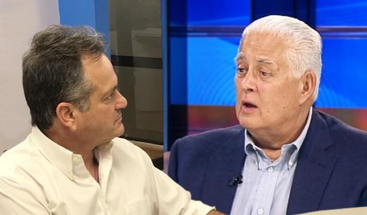 Ernesto Pérez Balladares dijo que de llegar a ser presidente, le encargaría a Juan Carlos Navarro potenciar la Asamblea Nacional de Representantes.