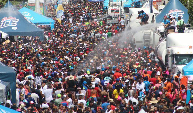 Los Carnavales serán en marzo.