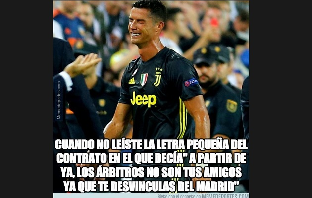 El comentario sexista de Emre Can por la expulsión de Cristiano Ronaldo