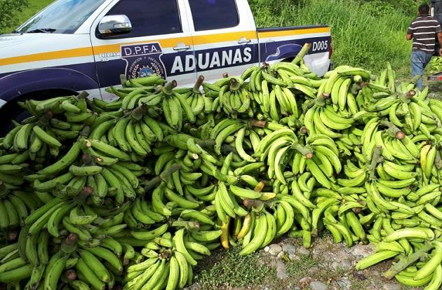 Los productores en Bocas del Toro denunciaron que el contrabando se da en la área fronteriza con Costa Rica.