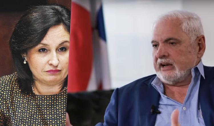 Ricardo Martinelli señala que mientras la procuradora Kenia Porcell siga en el cargo en Panamá no habrá justicia y seguirá la persecución.