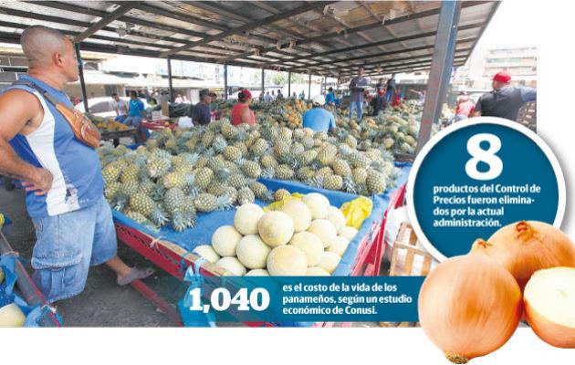 La pasada administración no pudo ahorrarle al panameño los $58 que prometió, sino todo lo contrario, los productos subieron de precio.