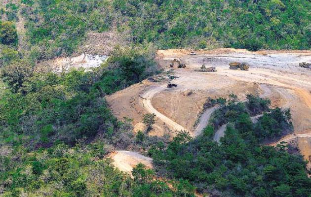 La Dirección de Recursos Minerales del Mici es la responsable de promover el desarrollo de la industria minera. Foto/Archivo