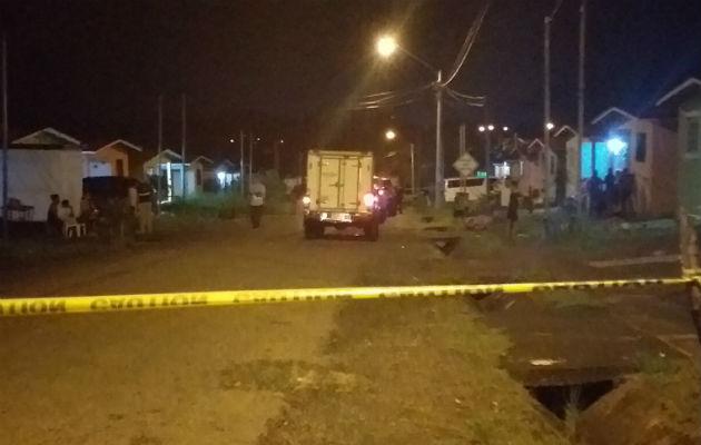 Se desconoce hasta el momento el móvil del homicidio. Foto: José Vásquez.