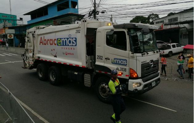 Hay quejas de que el servicio de recolección no es frecuente. Foto: Eric A. Montenegro.