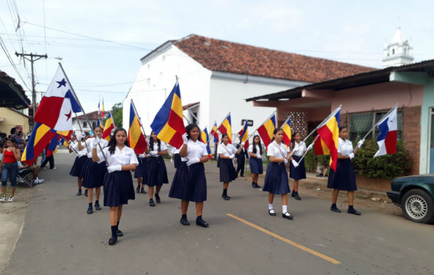 Se espera que el desfile inicie a las 10 de la mañana, y termine en la medianoche. Foto: Thays Domínguez.