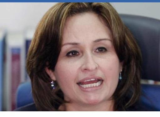 Se filtran petición de favores de Kenia Porcell a Juan Carlos Varela.