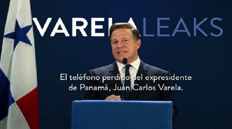 Juan Carlos Varela afirmó que defenderá su honor y que baraja la posibilidad de interponer querellas judiciales. Foto: Panamá América.