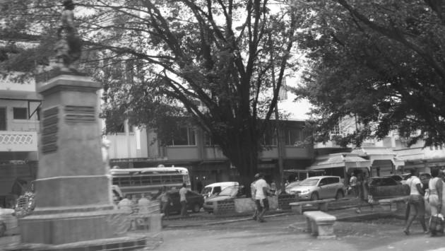 La forma como se realizó la Renovación de Colón, provocó muchas protestas entre los ciudadanos y comerciantes, quienes hoy aguardan con esperanza la reconstrucción de su ciudad. Foto: Archivo.