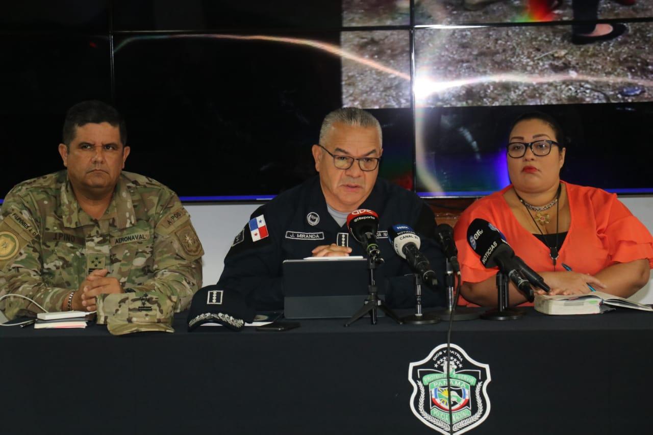 El decreto fue firmado por el presidente Laurentino Cortizo y el ministro de Seguridad, Rolando Mirones. Foto de archivo