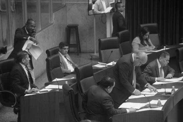 Preocupan los desenfrenos, conflictos entre bancadas e intereses creados que benefician a diferentes sectores. Foto: Archivo. Epasa.