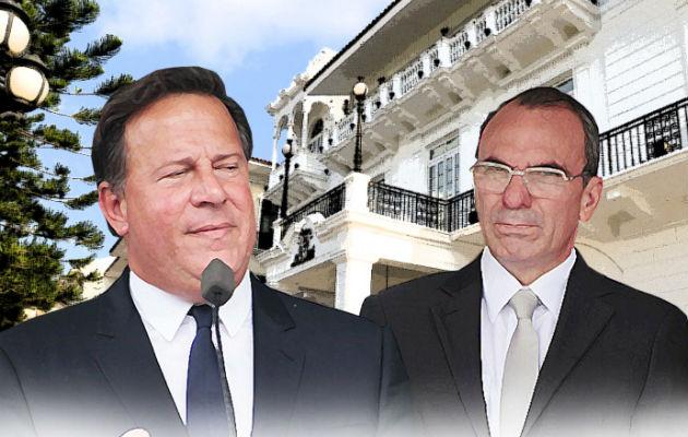 Juan Carlos Varela designó a Rolando López como jefe del Consejo de Seguridad Nacional durante su administración. Foto: Panamá América.