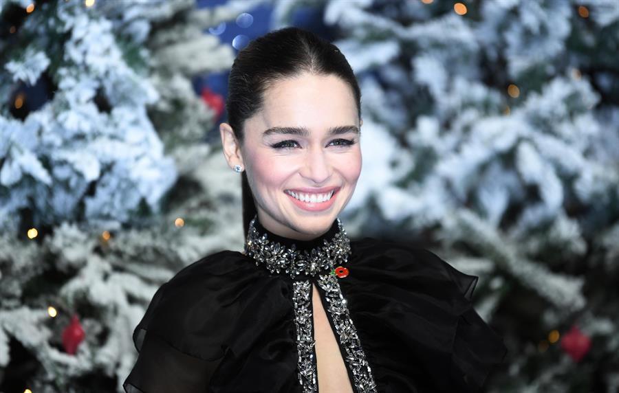 Emilia Clarke. Foto: EFE